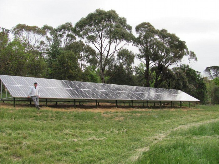 10KW Grid Connect (Bungendore)